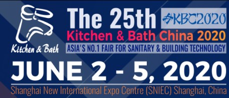 KBC 2020- The 25th Kitchen & Bath China 2020